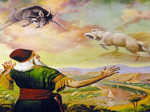 The Ram and He Goat of Daniel 8