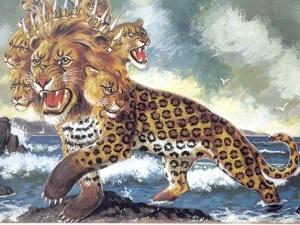 The Sea Beast of Revelation 13