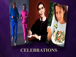 Introduction to Celebrations