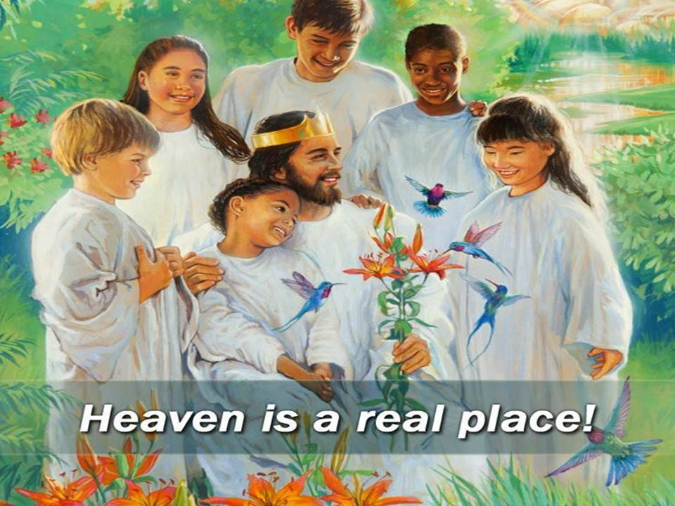 Heaven: Is it a Real Place or a Myth?