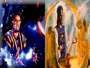 Satan's Attack on the Heavenly Sanctuary