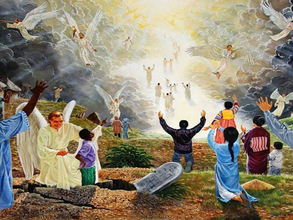 The Second Advent of the Messiah and the Resurrection